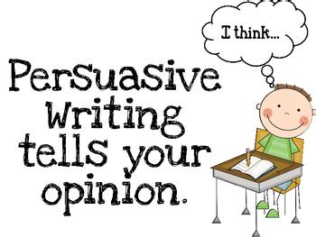 Convincing essay writing